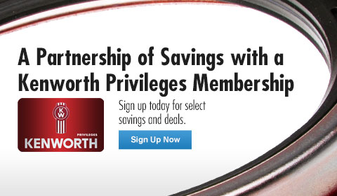Kenworth Privileges Membership
